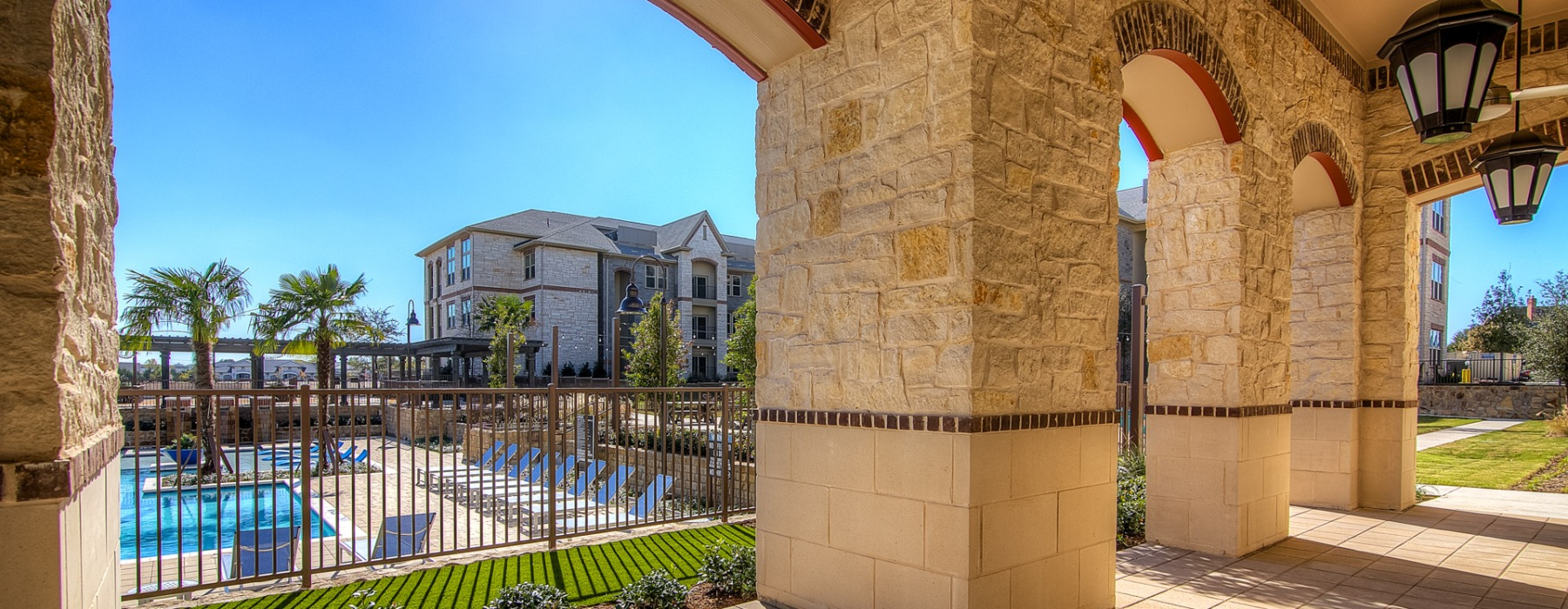 Atherton Frisco Apartments